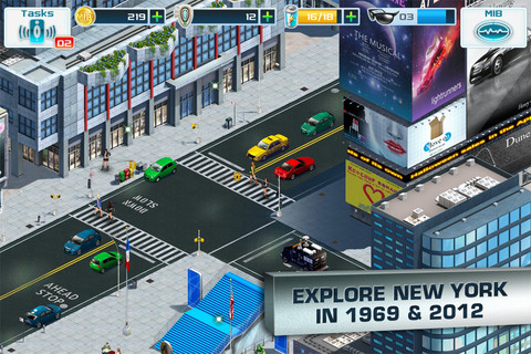 Men in Black 3 van Gameloft nu gratis voor iPad