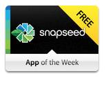Apple's App van de week: Snapseed voor iPad