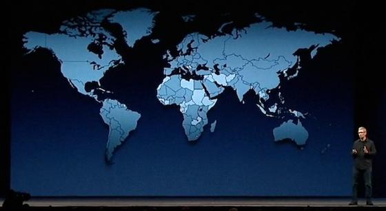Apple breidt aantal landen met App Store uit