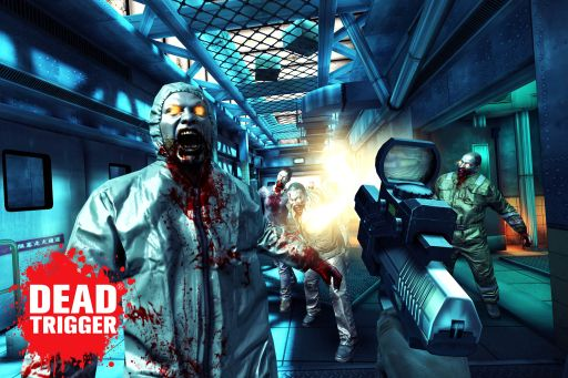 Madfinger's DEAD TRIGGER voor iPad is Zombie Madness [VIDEO]