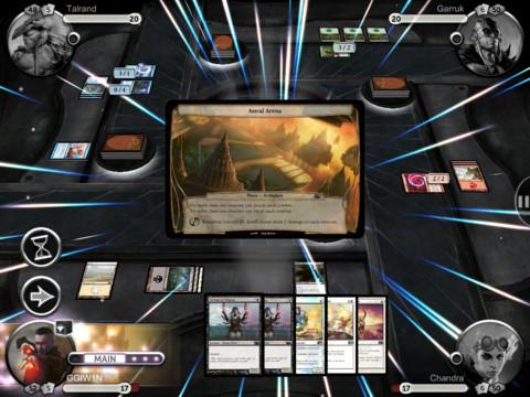 Magic: The Gathering – Duels of the Planeswalkers 2013 voor iPad verschenen