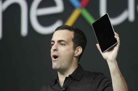 Google's Nexus 7: de volgende iPad uitdager [VIDEO]
