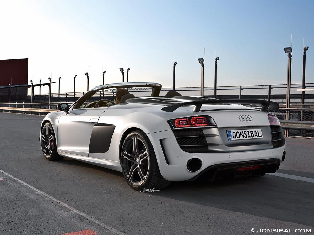 iPad game Sports Car Challenge krijgt Audi R8 GT Spyder