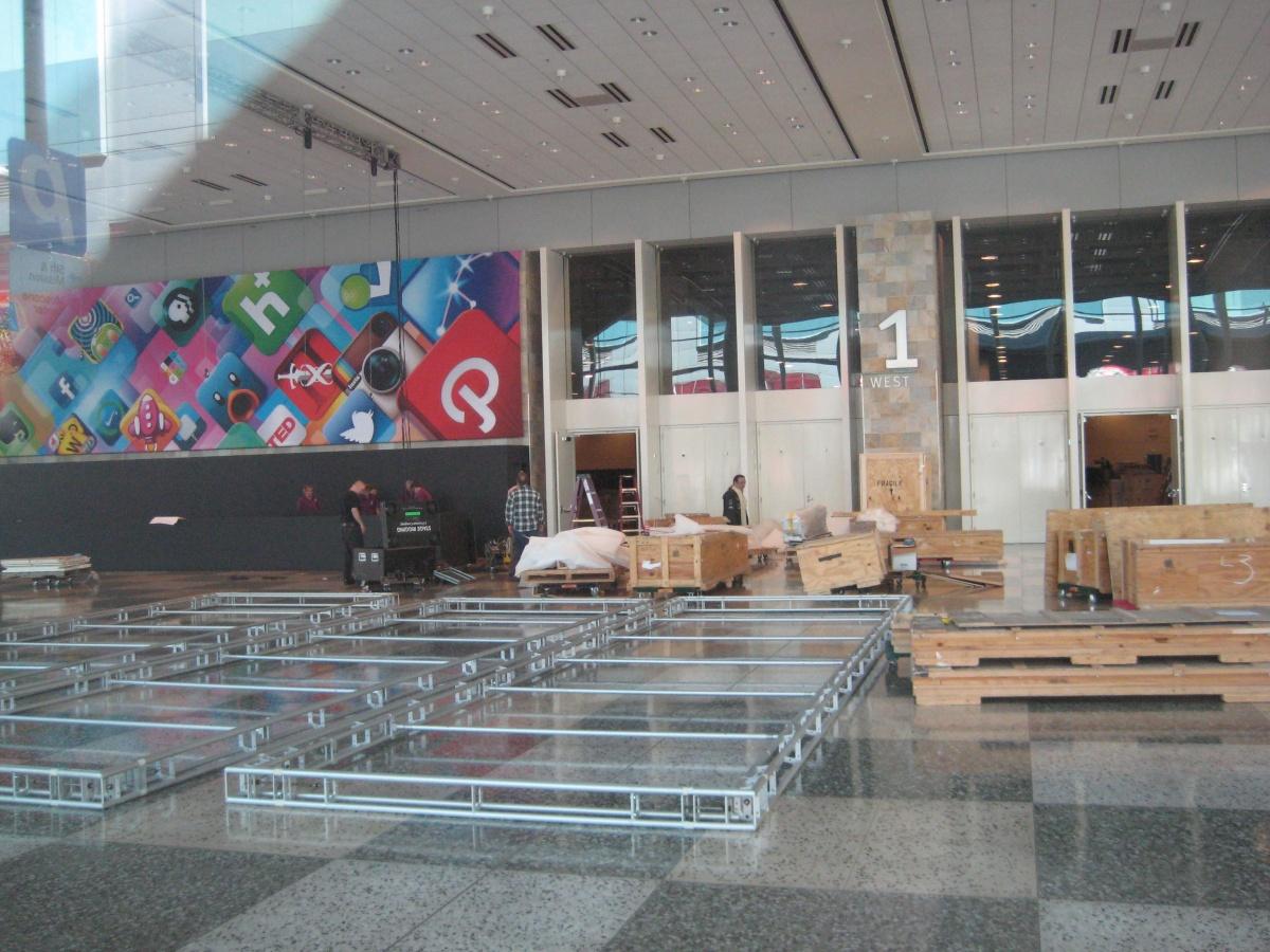 WWDC 2012 krijgt al vorm