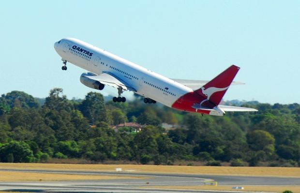 Qantas voorziet vliegtuigen van iPads