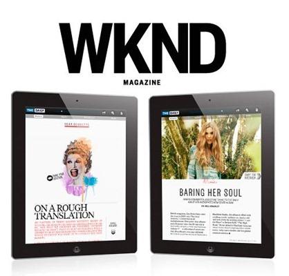 The Daily lanceert magazine WKND