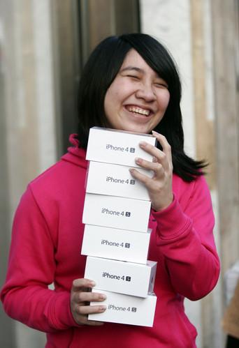 Winstmarge iPad stuk lager dan die van iPhone