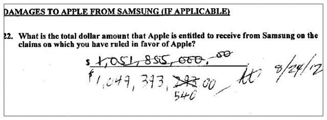 Samsung vs Apple: de uitspraak