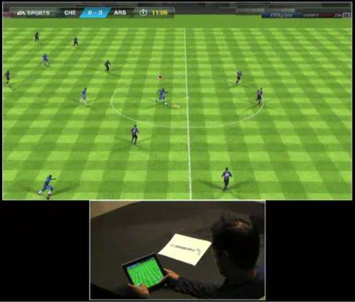 Weer nieuws over FIFA 13 voor iPad