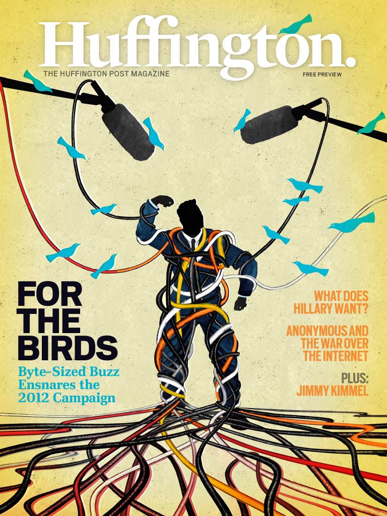 Vanaf nu gratis: Huffington voor iPad