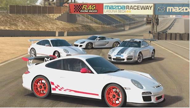 Waanzinnige trailer Real Racing 3 verschenen