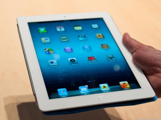 Apple domineert tabletmarkt met aandeel van 70%