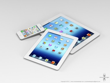 'Apple komt met iPad Mini event in oktober'