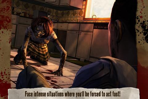 Zombie fans: Walking Dead Ep 2 vandaag verschenen voor iPad