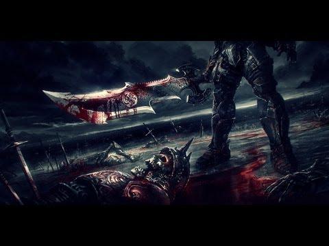 Gameplay beelden van iPad game Wild Blood duiken op