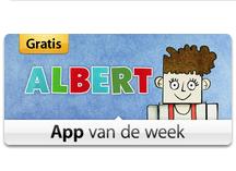 Apple's App van de week: Albert HD