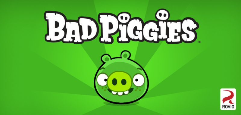 Rovio kondigt Bad Piggies for iPad aan