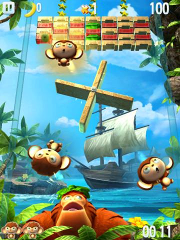 Nieuw in de App Store: Monkey Slam voor iPad