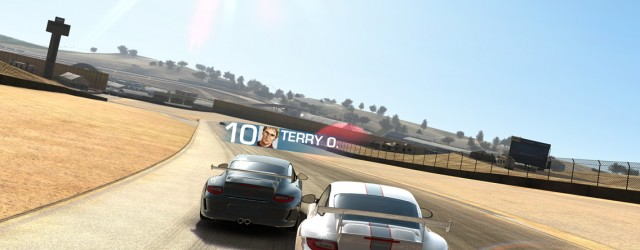 Real Racing 3 komt met shadowlaps