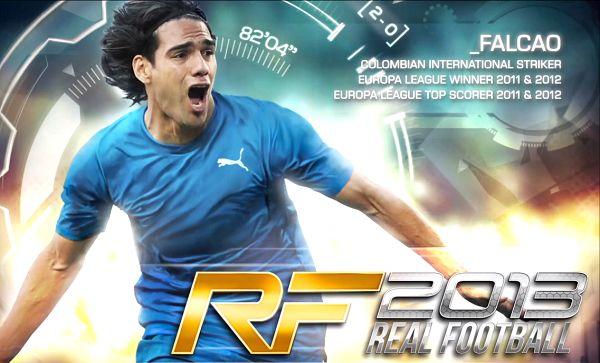 Eerste beelden Real Football 2013 verschenen