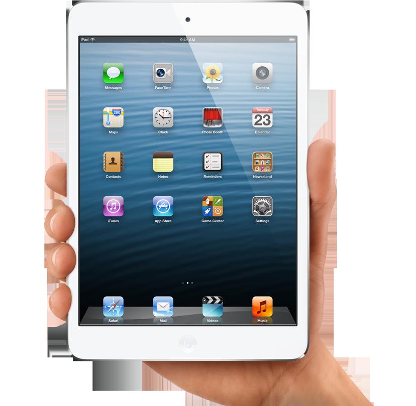 iPad Mini beschikbaar vanaf 3 november 2012