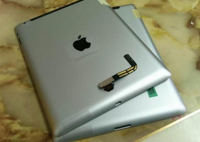 'iPad Gen 3 krijgt volgende week facelift'
