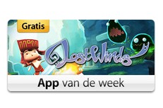 Apple's App of the Week: LostWinds voor iPad