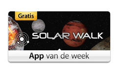 Apple's App van de Week: Solar Walk for iPad