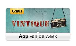 Apple's App van de Week: Vintique voor iPad