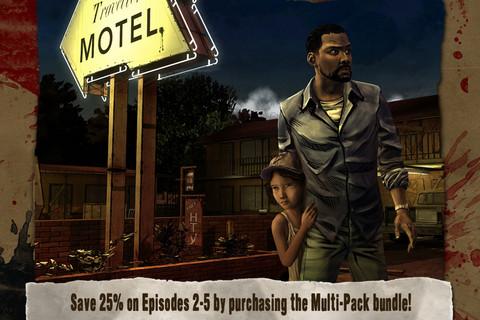 Walking Dead Episode 3 voor iPad verschenen