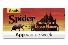 Apple's App van de Week: Spider: The Secret of Bryce Manor HD