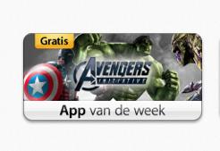 Apple's App van de Week: Avengers Initiative